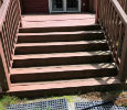 Soft washing of deck Nassau County NY